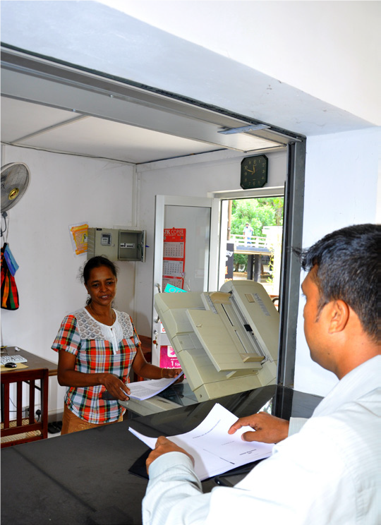 University of Moratuwa Stationary Shop